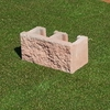 Buffalo Retaining Walls I190 R Multi Blend