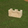 Buffalo Retaining Walls I190 R Tan