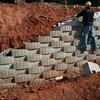 Buffalo Retaining Walls Attenuation Pond