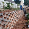 Buffalo Retaining Walls TB300 Sahara Split